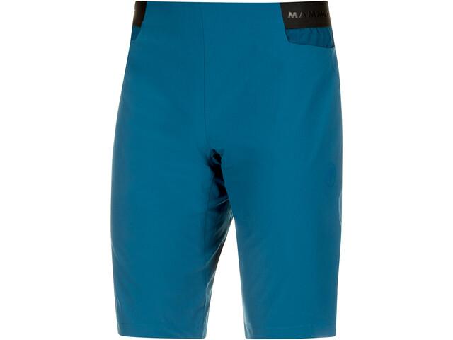 Mammut Crashiano Shorts Herren poseidon